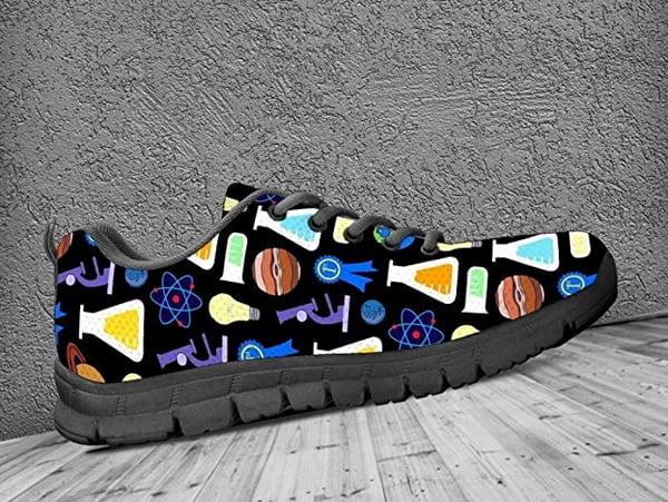 Science Sneakers