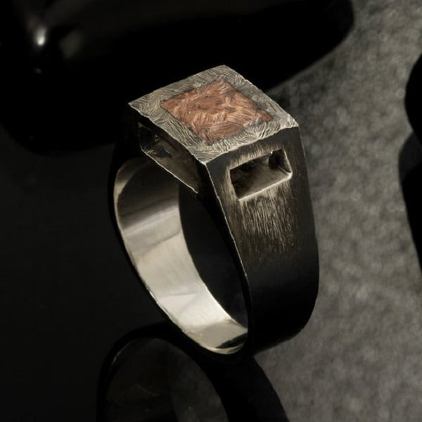 Unique Signet Ring