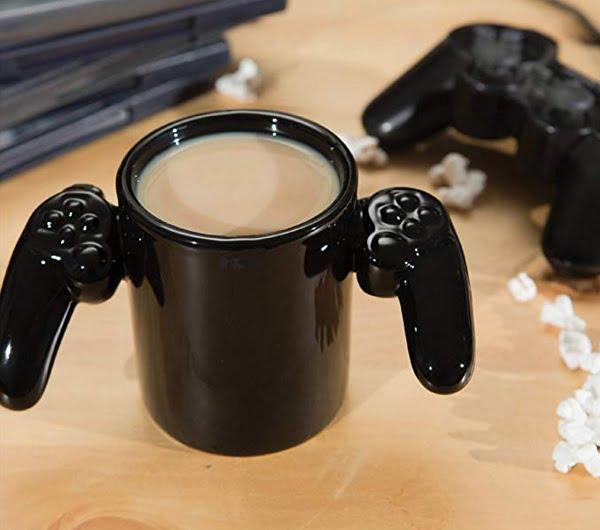 Game Over Coffee Mug #giftideas #giftsforhim