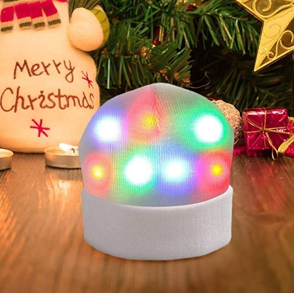 Light Up Beanie Hat