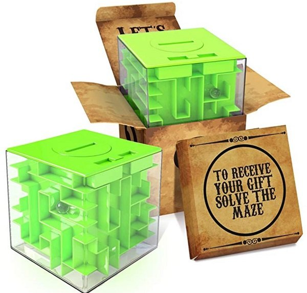 Funny Gag Puzzle Gift Box