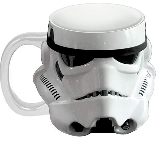 Star Wars Storm Trooper Coffee Mug #giftideas #giftsforhim