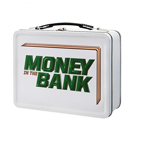 WWE Women's Money in The Bank White Lunch Box #lunchbox #gifts #giftideas