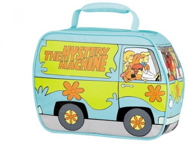 Thermos Novelty Lunch Kit, Scooby Doo and the Mystery Machine #lunchbox #gifts #giftideas