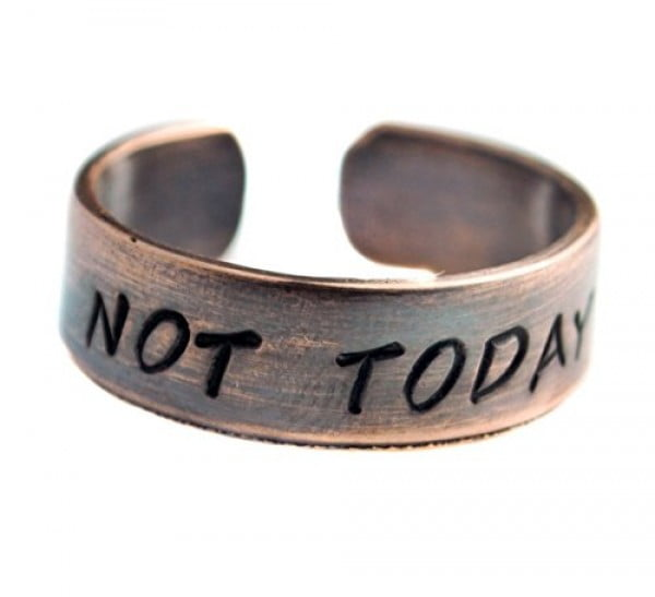 Not Today #gameofthrones #gifts #giftideas