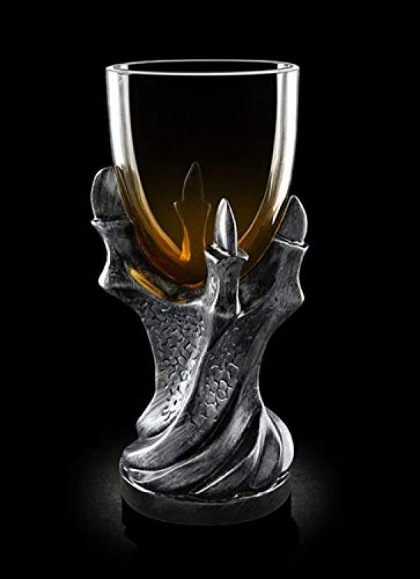Game of Thrones Dragonclaw Goblet Replica #gameofthrones #gifts #giftideas