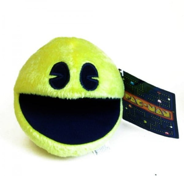 "Pac-Man 4"" Plush #pacman #geek #giftideas #gifts"
