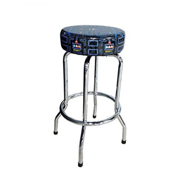Namco 30 inch Pac-Man Barstool #pacman #geek #giftideas #gifts