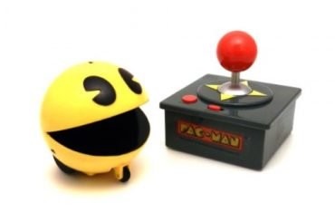 Goldie Pac-Man R/C Racer #pacman #geek #giftideas #gifts