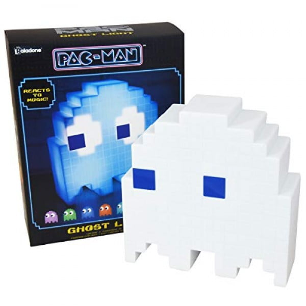 PacMan Ghost Light Table Lamp #pacman #geek #giftideas #gifts