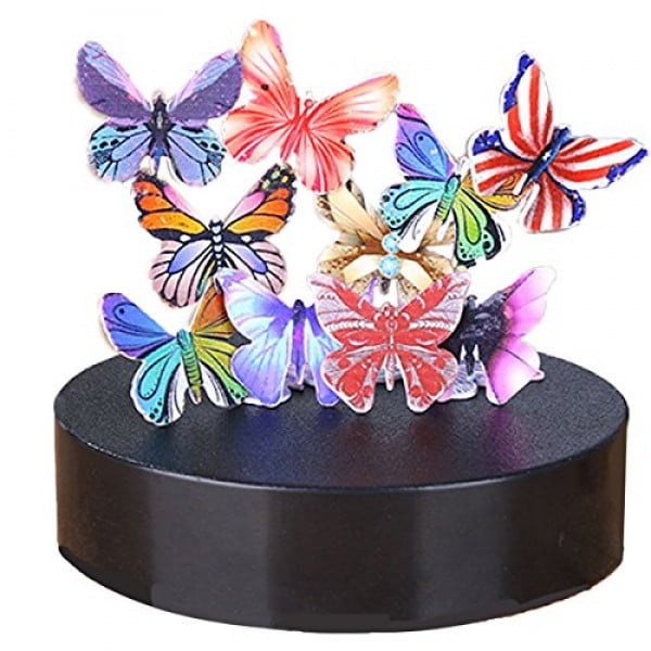 iPhyhe Magnetic Sculpture Desk Toy Stress Relief Intelligence Development (Butterflies) #giftideas #gifts #stressrelief #toys