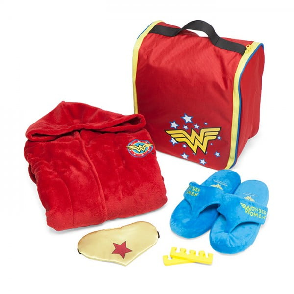 Wonder Woman Spa Set #wonderwoman #geek #comics #gifts #giftideas