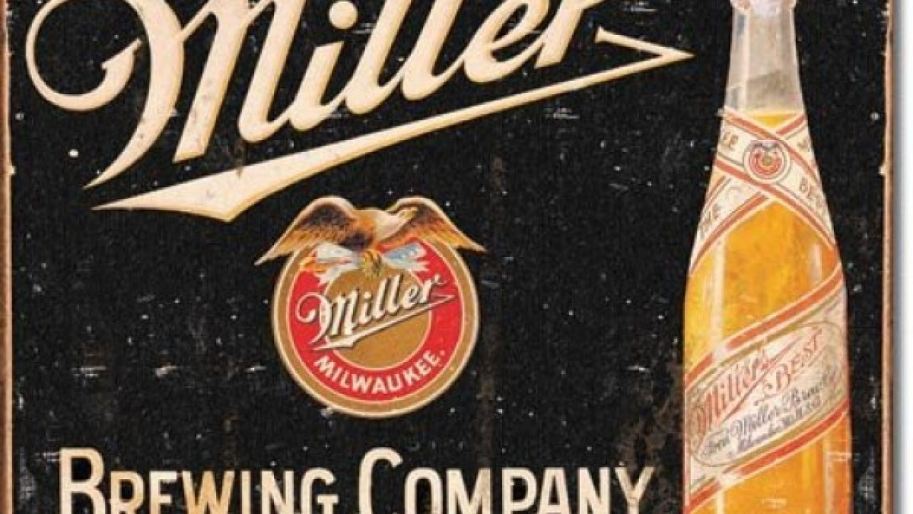 Beer Posters for the Ultimate Man Cave
