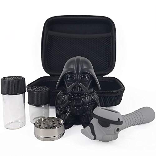 5-piece Star Wars Herb Grinder Gift Set, Darth
