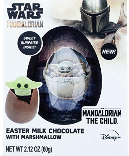 Baby Yoda Star Wars Mandalorian Hot Chocolate