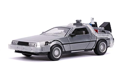 Back To The Future Part Ii 1:24 Time Machine