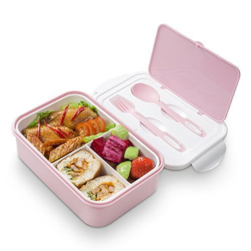 Bento Lunch Box – 3 Compartment Box Containers