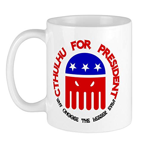 Cafepress Cthulhu For President Mug Unique Coffee