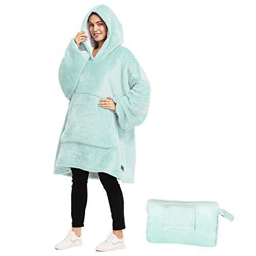 Catalonia Oversized Hoodie Blanket Sweatshirt,