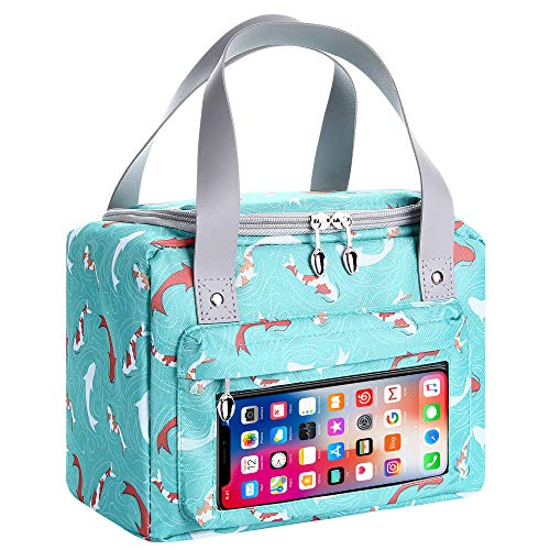 Cilla Insulated Lunch Bags For Women Reusable