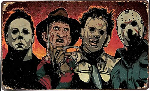 Collection Of Classic Characters By Freddy Krueger