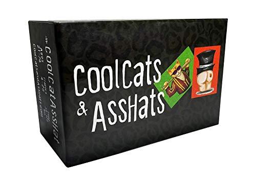 Coolcats & Asshats - Hilarious Adult Drinking /