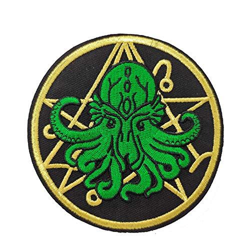 Cthulhu R'lyeh H.p Lovecraft Horror Logo