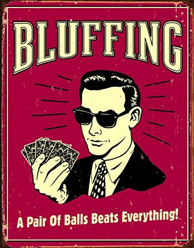 Desperate Enterprises Bluffing - A Pair Of Balls