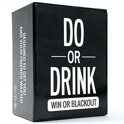 Do Or Drink - Party Card Game - For College,