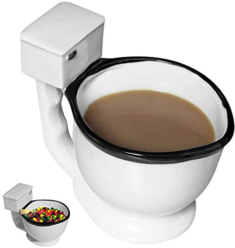 Evelots Toilet Coffee