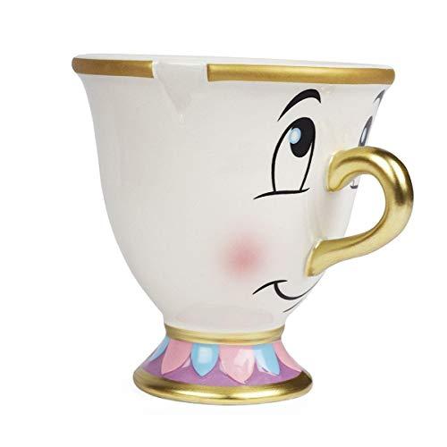 Fab Starpoint Disney Beauty And The Beast Chip Mug