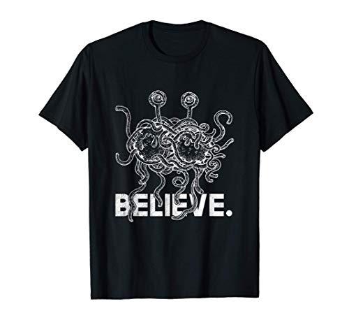 Flying Spaghetti Monster Gift T-shirt