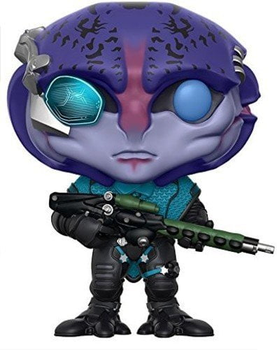Funko Pop Games: Mass Effect Andromeda Jaal Toy