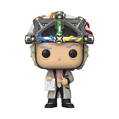 Funko Pop! Movies: Back To The Future - Doc With