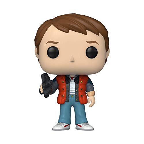 Funko Pop! Movies: Back To The Future - Marty In