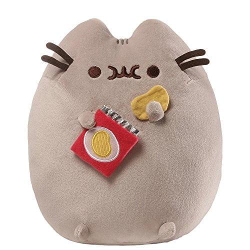 Gund Pusheen Snackables Potato Chip Cat Plush