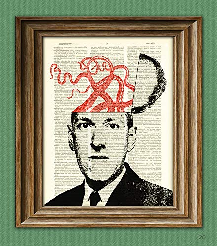 H. P. Lovecraft Has The Old Ones On The Brain