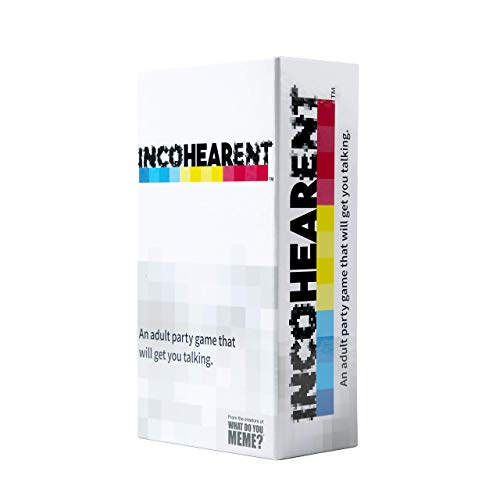 Incohearent - The Party Game Where You Compete To