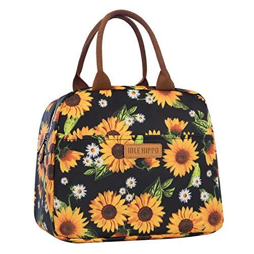 Insulated Lunch Bags For Women Cooler Tote Bag