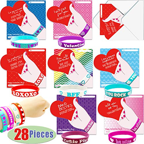 Kiddokids 28 Valentines Day Friendship Bracelet