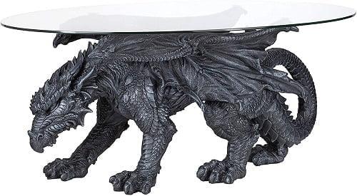 kneeling dragon table