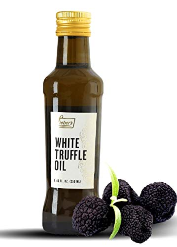Lieber's White Truffle Oil | Premium Truffle Oil