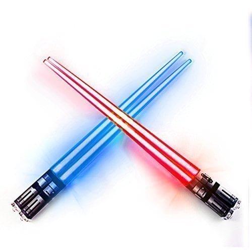 Lightsaber Chopsticks Light Up Star Wars Led