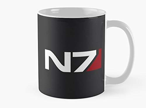 Mass Effect - N7 Stripe Mug, Standard Mug Mug