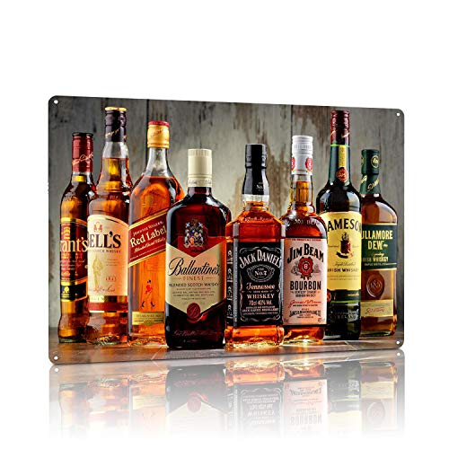 Mmount Whiskey Vintage Tin Signs Beer Sign Wall
