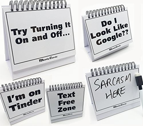 Moodycards - Funny Office Gifts - Over 30