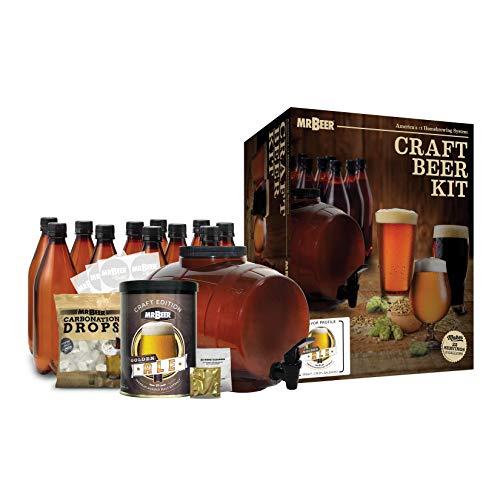Mr. Beer Complete Beer Making 2 Gallon Starter