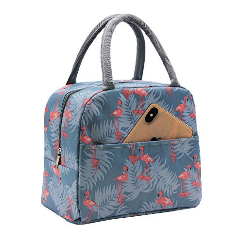 Mziart Insulated Lunch Bag For Women Men, Reusable