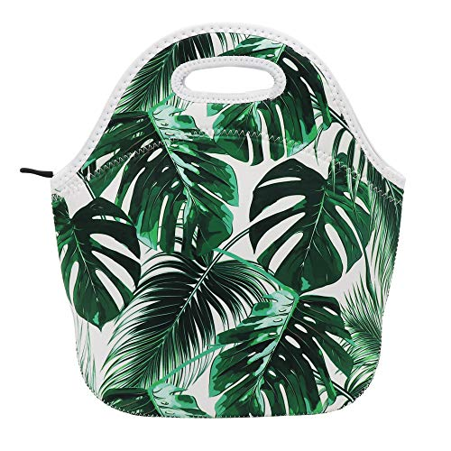 Neoprene Lunch Bag Insulated Lunch Box Tote For
