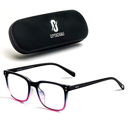 Optichiali Blue Light Blocking Glasses - Unisex